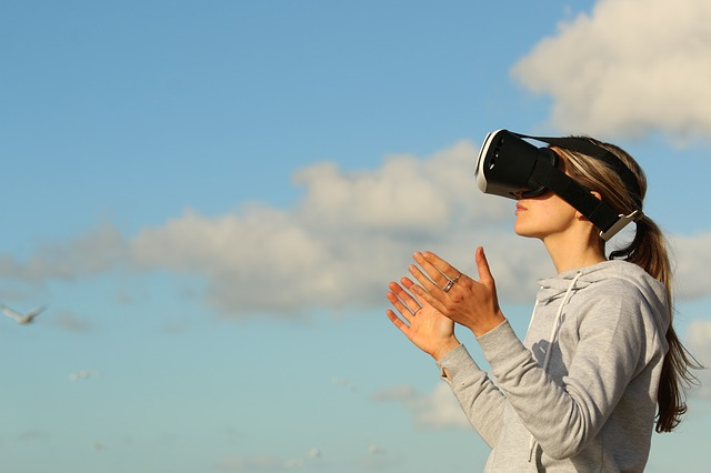 Virtuálna realita bude progresovať! Investícia 20 miliónov jej vtom pomôže
