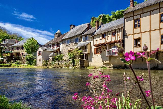 Inšpirácia vo francúzskej architektúre
