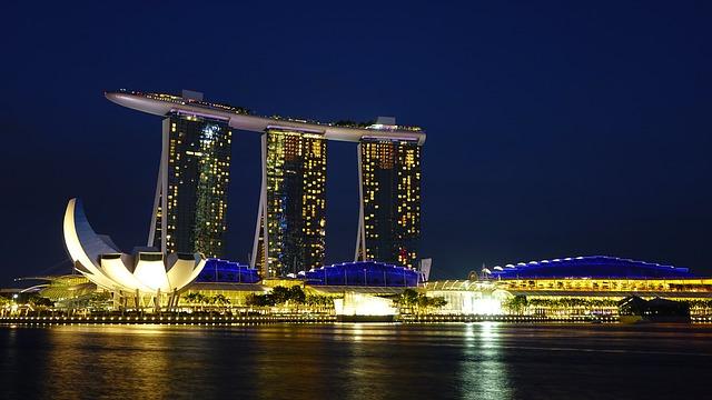 Najlepšie hotely v Singapure a oblasti, kde je najlepšie