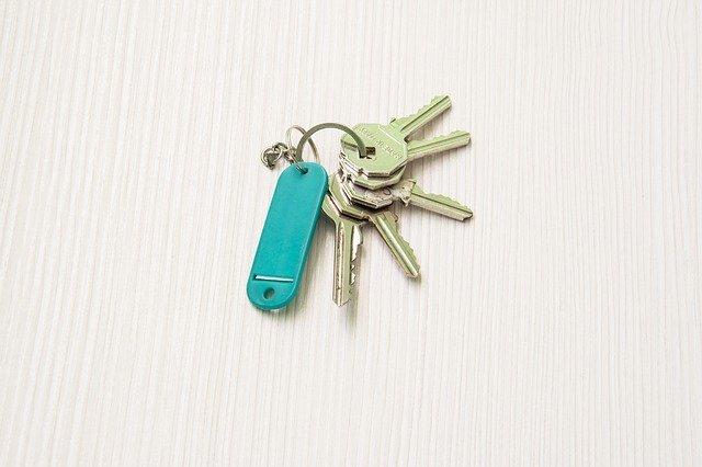 Kľúče od domu